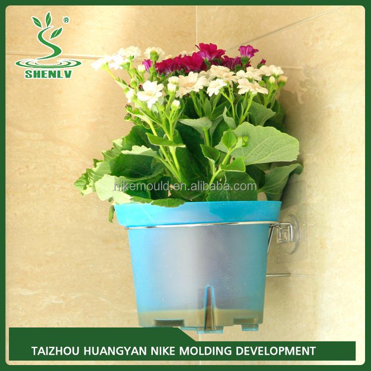 Blumentöpfe Plastik Flaschen Wäsche Klämmer Ideen Nachbasteln