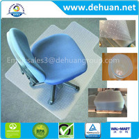 Adults Age Group and Customized Design Plastic Bamboo Chair Mat