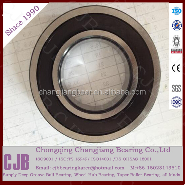 6211-2RS 6211RS 6211ZZ Deep Groove Ball <strong>Bearings</strong> with 55*100*21mm