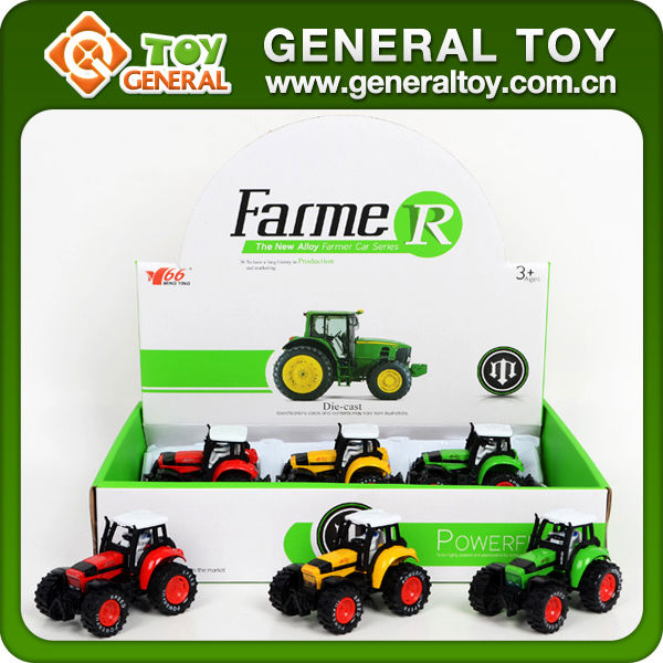 Farmer Car Toy,No Battery Powered Toy Car,Mini Solar Power Toy Car