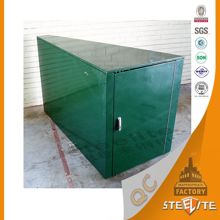 Alibaba Express Products Outdoor Waterproof Steel Bike Storage