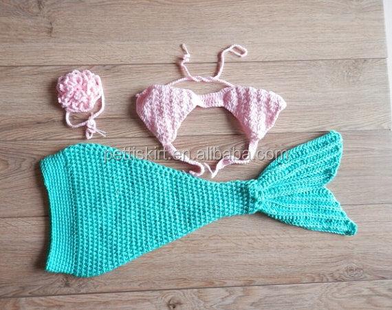 Baby Winter Handmade Knitted Wool Clothing Newborn