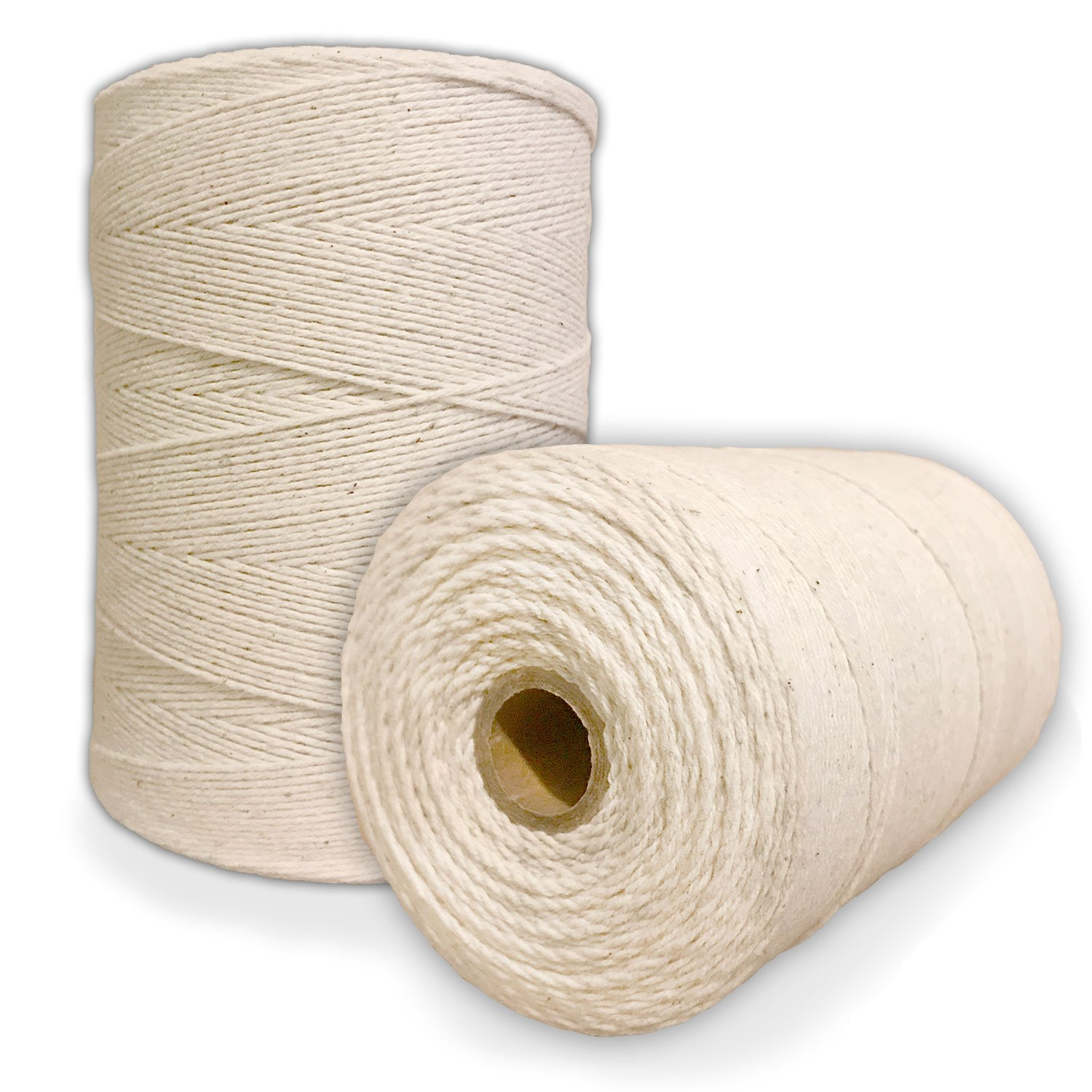 Get Quotations Durable Loom Warp Thread Natural Off White 8 4 Yarn