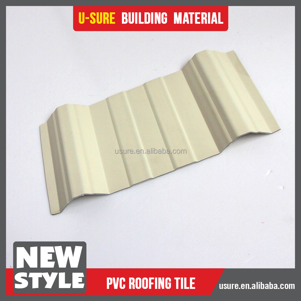 corrugated sbs tpo pvc bitumen waterproofing roll roofing for warehouses