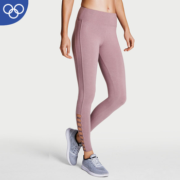 eeee3b6e492ad Sublimate wholesale sports clothing for women Hot sell comfortable bamboo  leggings Full body tight yoga pants