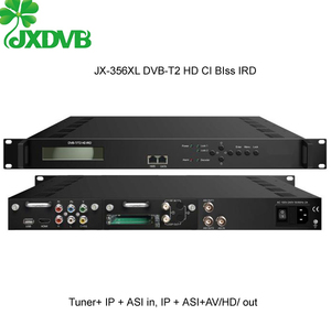 Jiexiang MPEG2 H.264 Strong HD IP Decoder