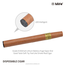 mlife magic disposable 1000puffs vape electronic cigarette with e-cigar battery