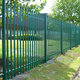 Powder Coated Metal Steel Palisade Wall Fence