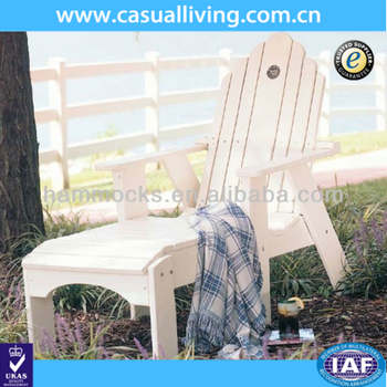 Outdoor Original Seaside Beach Adirondack Chairs Chaise Lounge Chair