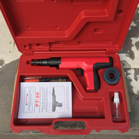 Gas Fastening Tool Nail Gun of PT-90 Nail Gun Machine
