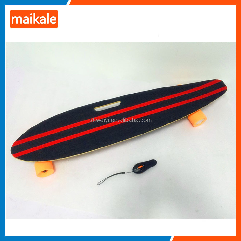 new young fashion 4 wheel electric board