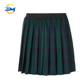Sexy mini skirt pictures women mini skirts photos wool spandex blending plaid short pleated skirt
