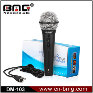Hot Selling Cheapest Price Plastic Dynamic Microphone For Karaoke
