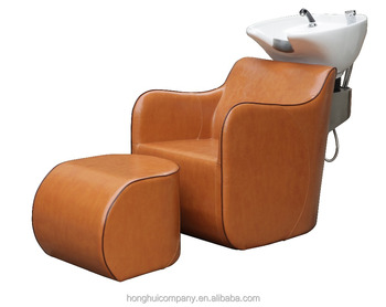 Shampoo Chair Specific Use and Salon Furniture Type wash unit portable H-E146