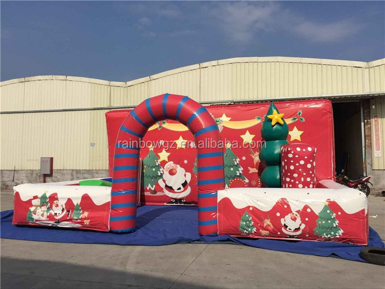 Cheap Christmas Party Inflatable Decoration,Outdoor Christmas ...