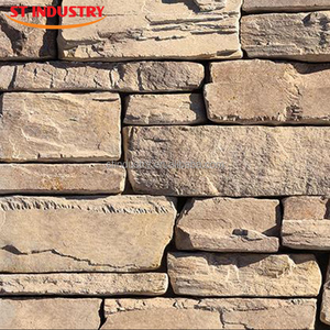 New design High quality external stone wall cladding