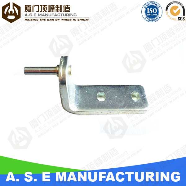 xiamen ase ODM service for heater pipe bending metal connecting corner