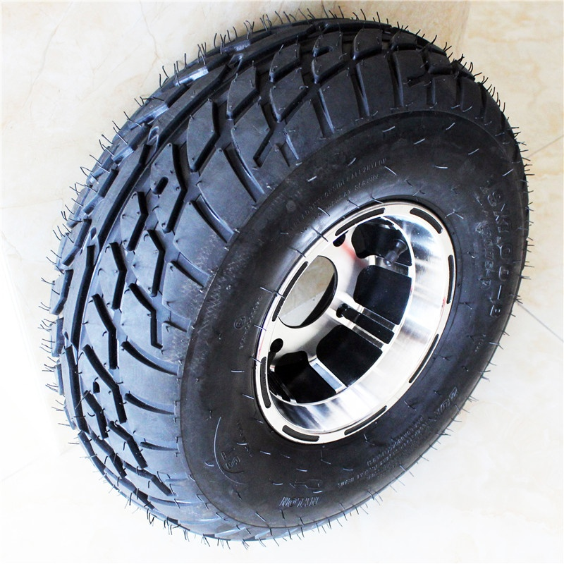 Go Kart Parts & Accessories Atv,rv,boat & Other Vehicle Go Kart Karting Atv Utv Buggy 16x8-7 Inch Wheel Tubeless Tyre Tire With Hub