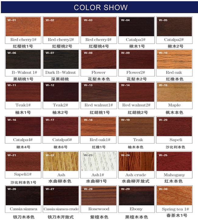 China Modern-wood-door-designs Bali Plain Bedroom Wood ...