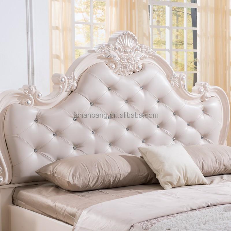 moderno italiano francese re mobili camera da letto in stile barocco ...