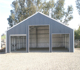 Metal garden shed apex roof 6'X8'ft used for garden storage portable building steel shed garden tools storage shed kits