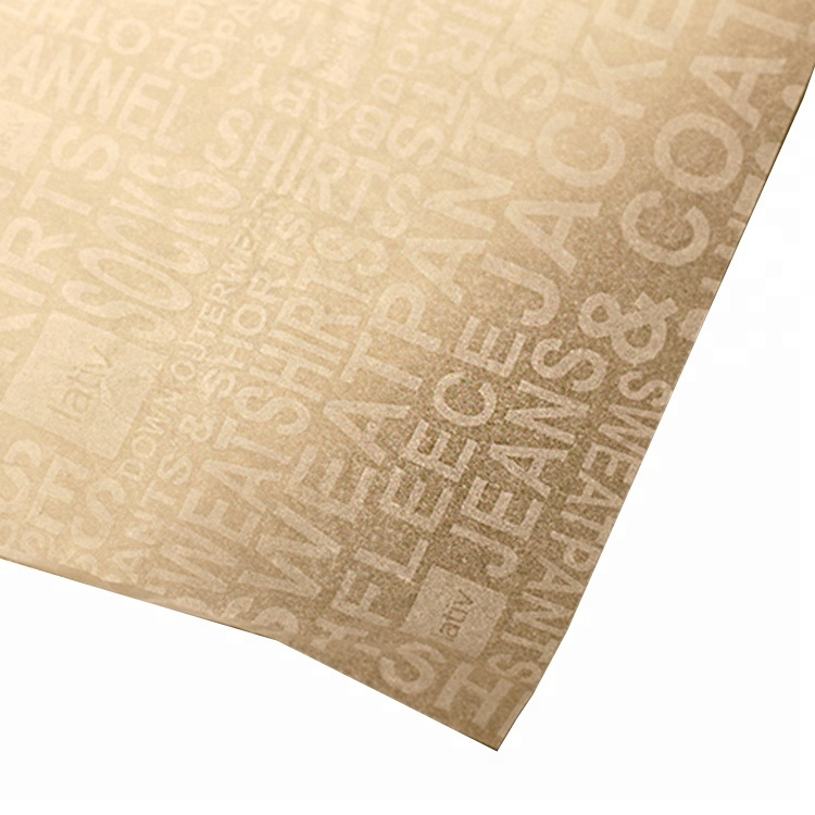 Custom printing chocolate wrapping paper with long-term service