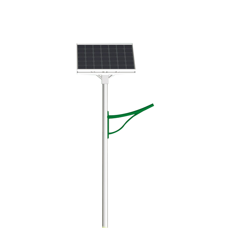 Decorative Solar Power Energy Street Light Pole For Sale