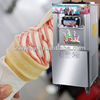 Top Selling 3 Flavours Rainbow Soft IceCream Machine For Sale