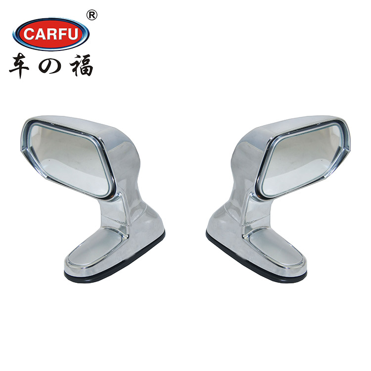 Car Rear View Mirror 360 Degree Rotating Wide Angle Blind Round Convex Parking Mirror Auto