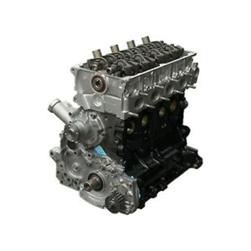 Auto engine assembly 4G63 4G64 engine long block for mitsubishi