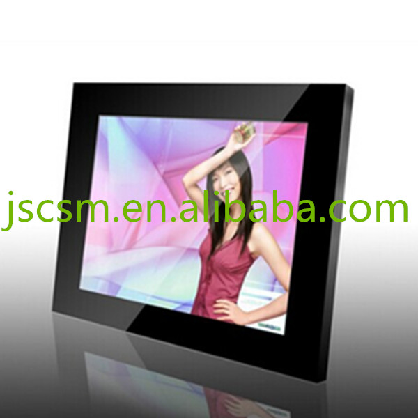 Hot factory direct supply 15 inch 2G sd/ usb legoo picture frame digital