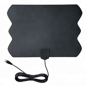 Remote controlled vhf uhf hdtv tv antenna rotating