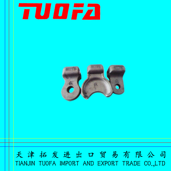 Hot Dip Galvanized Forged Pulling Eye Type Thimble Clevis/Socket Thimble/Cast Iron Fittings