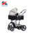 Factory wholesale second hand baby stroller CE approved high quality