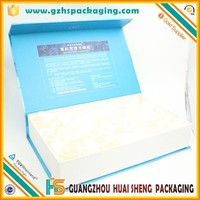 Blue Colorful Paper Magnetic Gift Boxes Wholesale in Guangzhou
