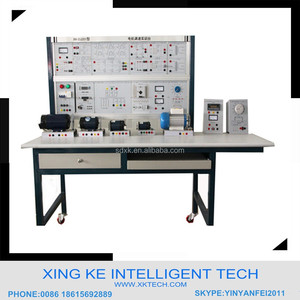 XK-DJ201 Motor Speed Regulation Training Bench, motor training, motor study