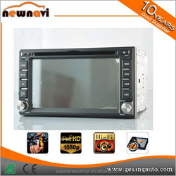 Newest 6.2 inch GPS navigation Bluetooth Wifi MP4 MP5 FM car dvd player with gps navigation mirror