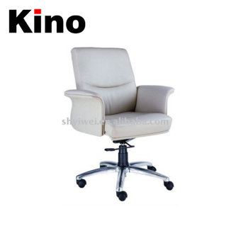 Executive Swivel Chair White Leather Chair Office Chair - Buy Modern White  Leather Chair,Office Chair,Gaming Office Chairs Product on Alibaba.com