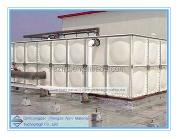 Frp Tank In Storge Water,Fiberglass Cistern,Life Water Tank