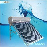 Domestic high tech solar water heater