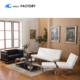 HL-50018008b leather covering accent designed modern sofa set