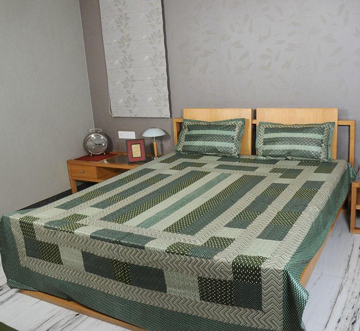 Drap de lit 3 indien pieces d 39 or imprim drap de lit pour hom d coration literie id de produit - Drap de lit grande taille ...