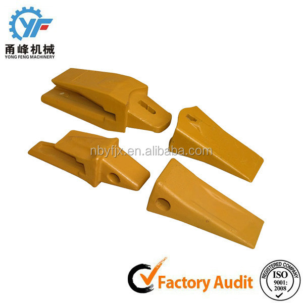 volvo excavator spare parts bucket teeth and adaptor for construction machinery