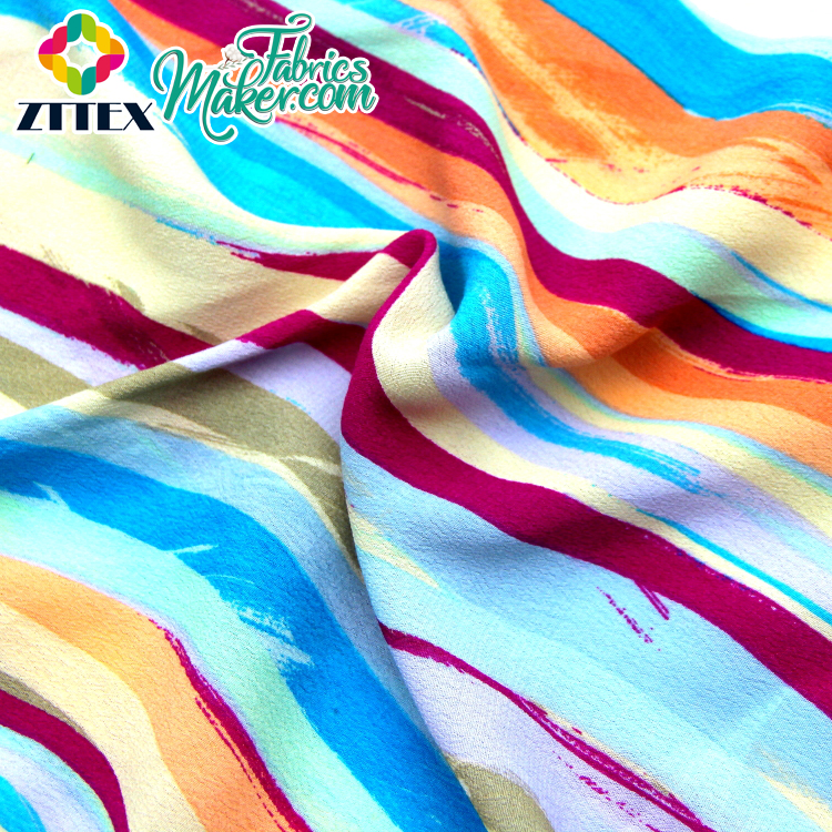 China manufacturer ZTTEX plain dyed woven rayon jacquard dobby fabric