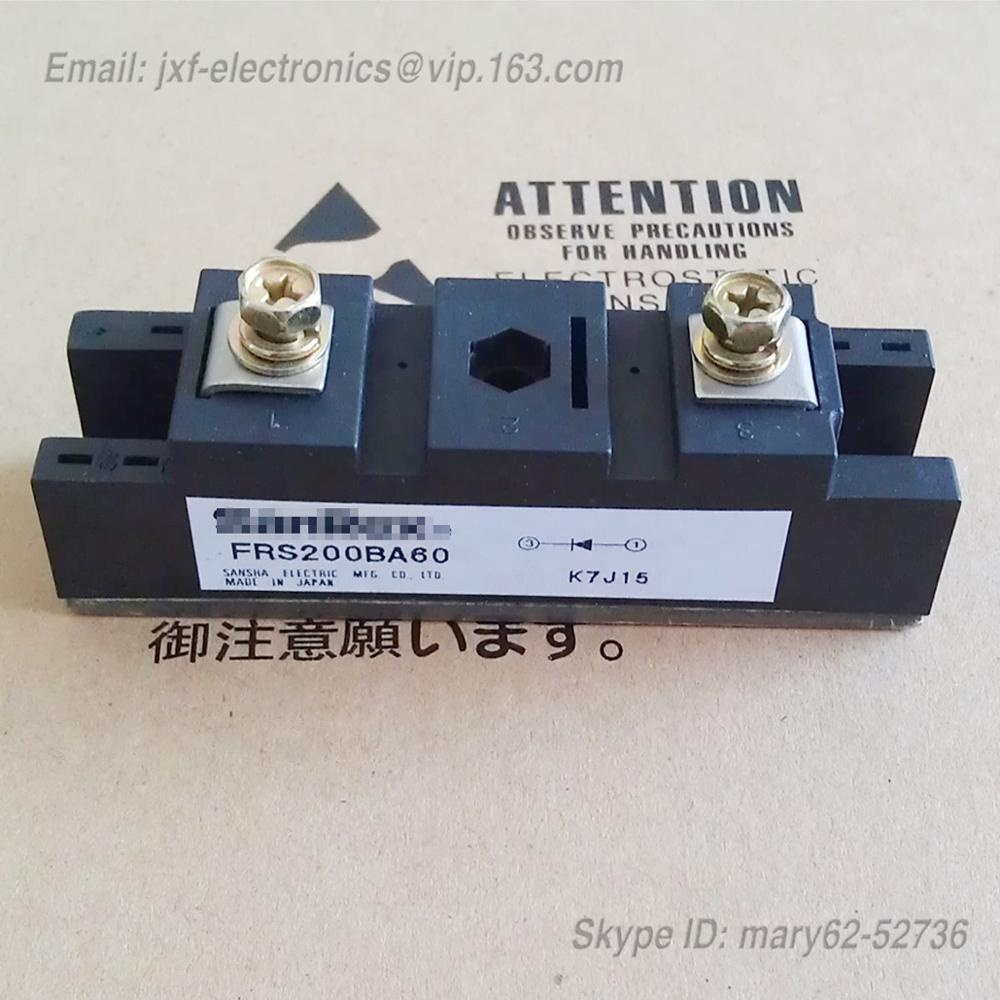 Sanrex Fast Recovery Diode FRS200BA60