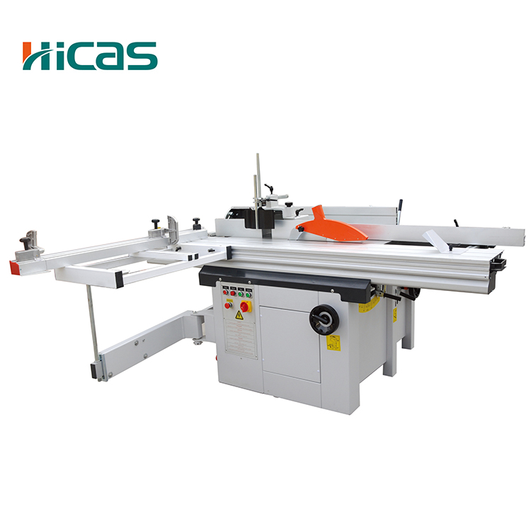 5 Functions Universal Combined Woodworking Machine
