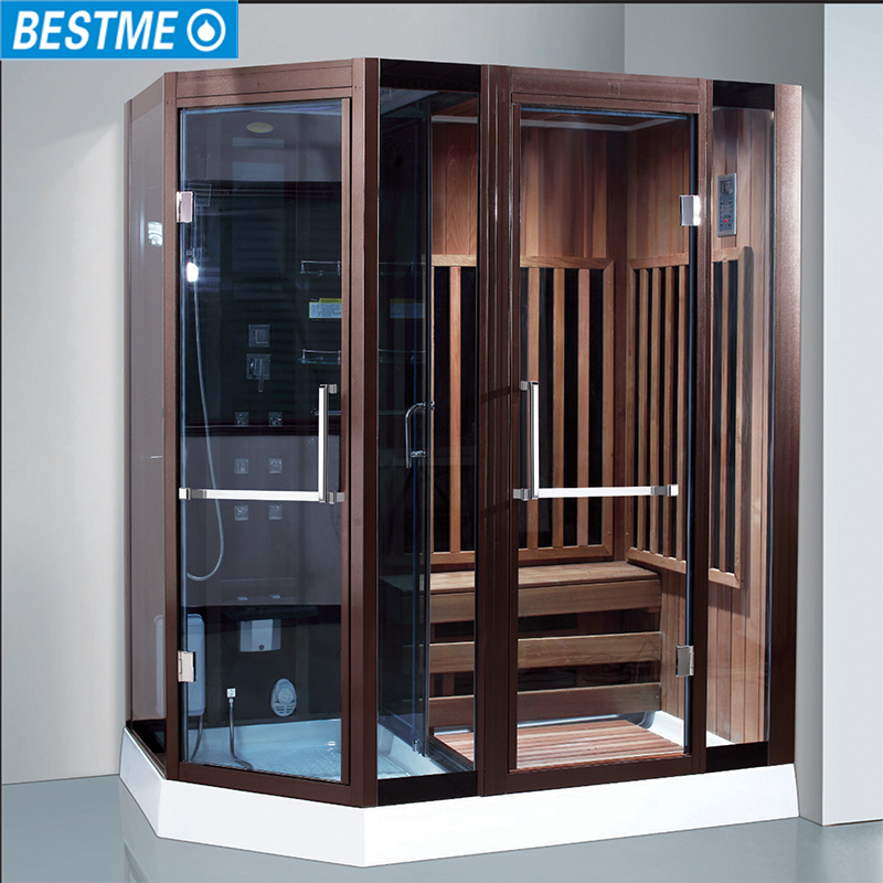 Combined Shower Sauna, Combined Shower Sauna Suppliers And Manufacturers At  Alibaba.com