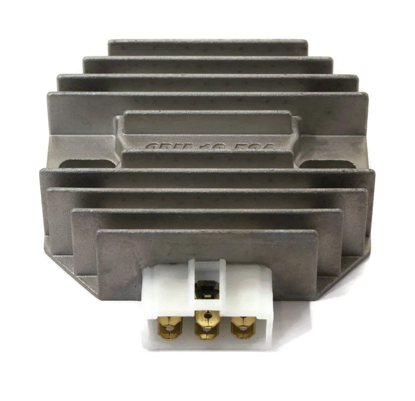 Get Quotations · New VOLTAGE REGULATOR RECTIFIER fits Kawasaki FD590V  FD611V FD620D FD661D FD671D by The ROP Shop