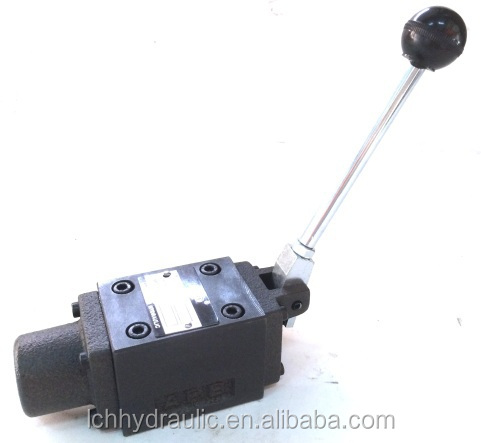 manual hydraulic operated directional control valve