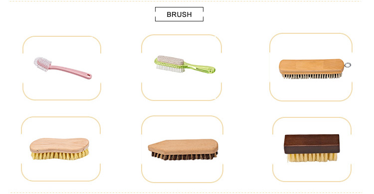 Hight Quality Edge Floor Brush, Grout Cleaning Brush Brooms